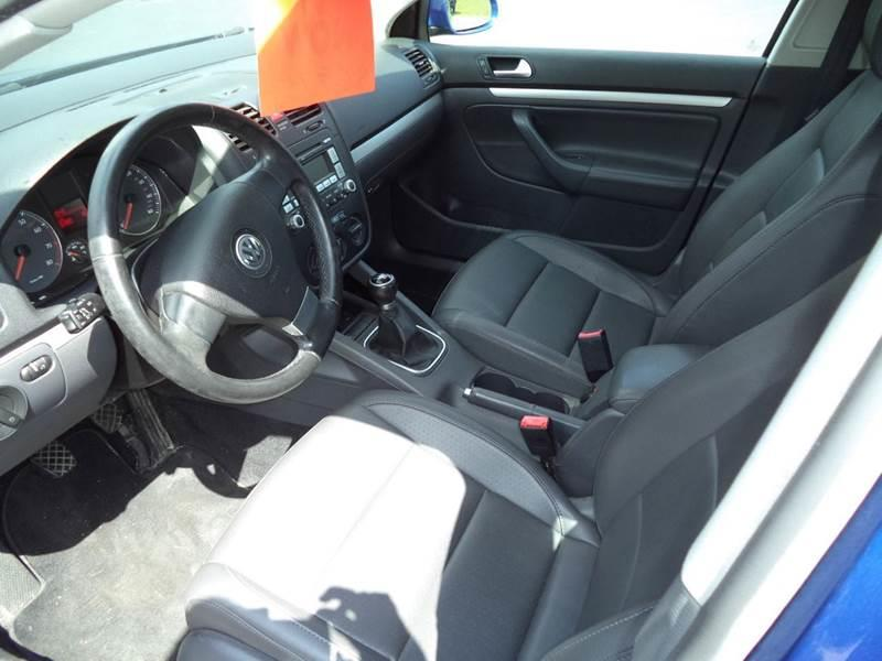 2008 Volkswagen Jetta SE PZEV 4dr Sedan 6A - Chichester NH