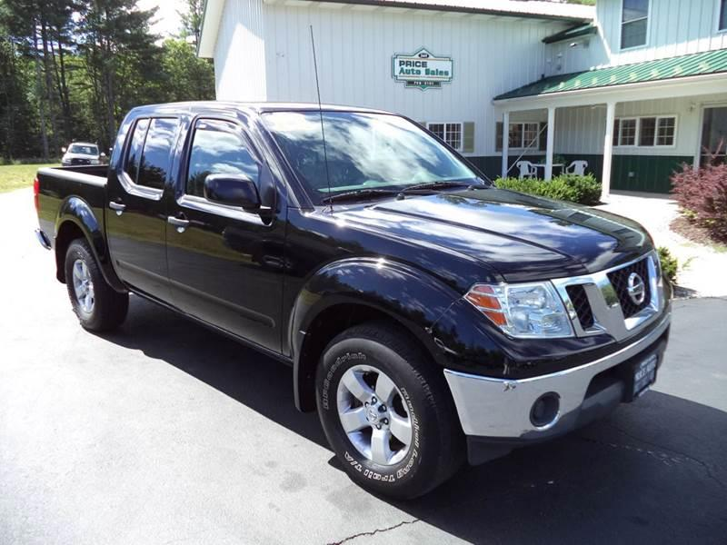 2011 Nissan Frontier 4x4 SV V6 4dr Crew Cab SWB Pickup 5A - Chichester NH