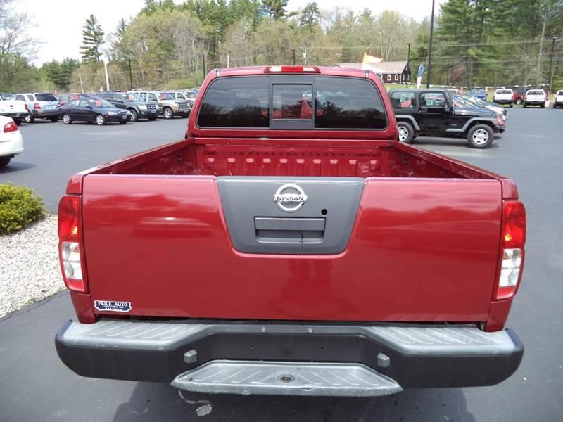 2006 Nissan Frontier XE King Cab 2WD - Chichester NH