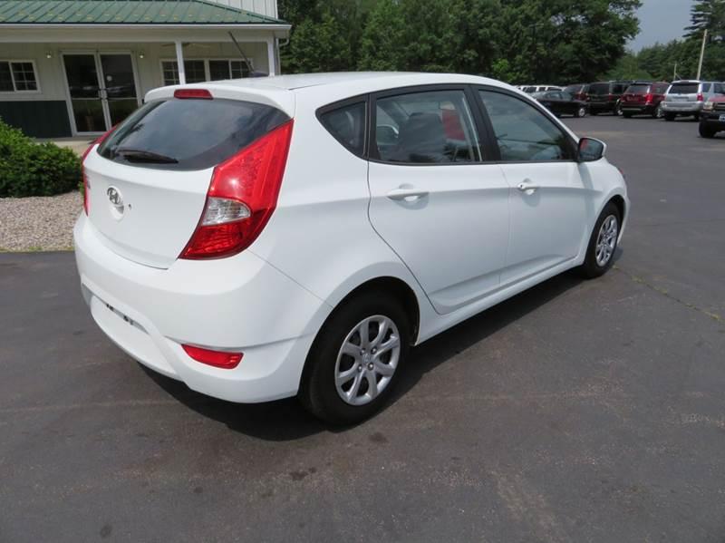 2012 Hyundai Accent GS 4dr Hatchback - Chichester NH