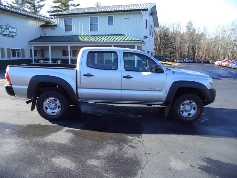2008 toyota tacoma 4x4 v6 4dr double cab 5 0 ft sb 5a in. Black Bedroom Furniture Sets. Home Design Ideas