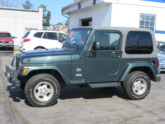 2003 Jeep Wrangler for sale in Chichester NH