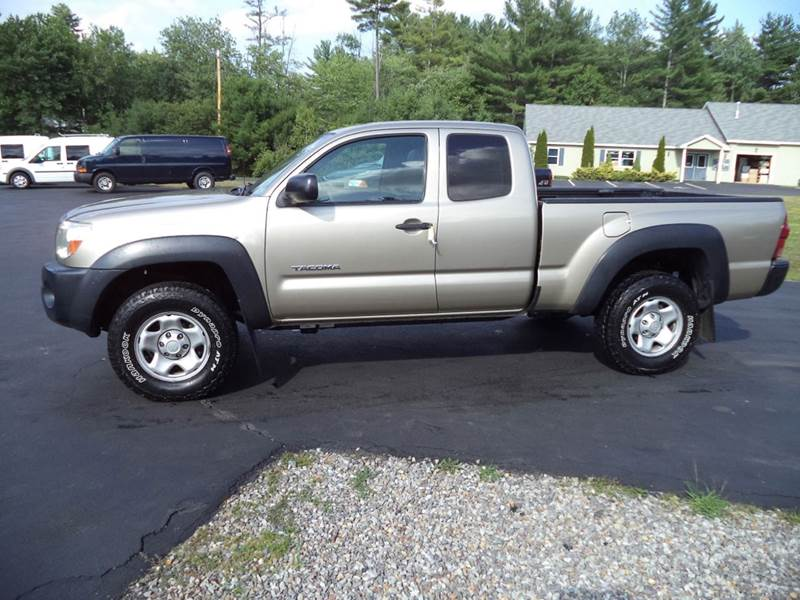 2008 toyota tacoma 4x4 v6 4dr access cab 6 1 ft sb 5a in. Black Bedroom Furniture Sets. Home Design Ideas