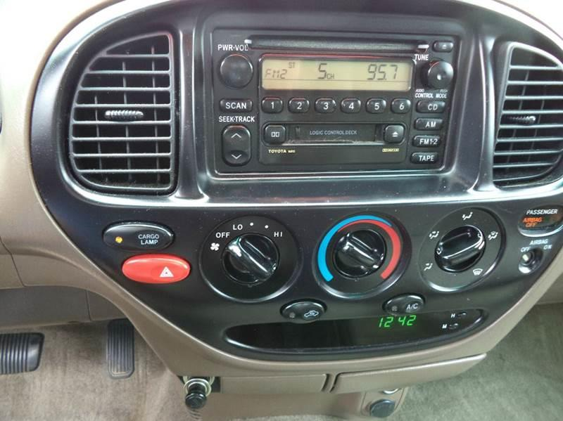 2000 Toyota Tundra 4dr SR5 V8 Extended Cab SB - Chichester NH