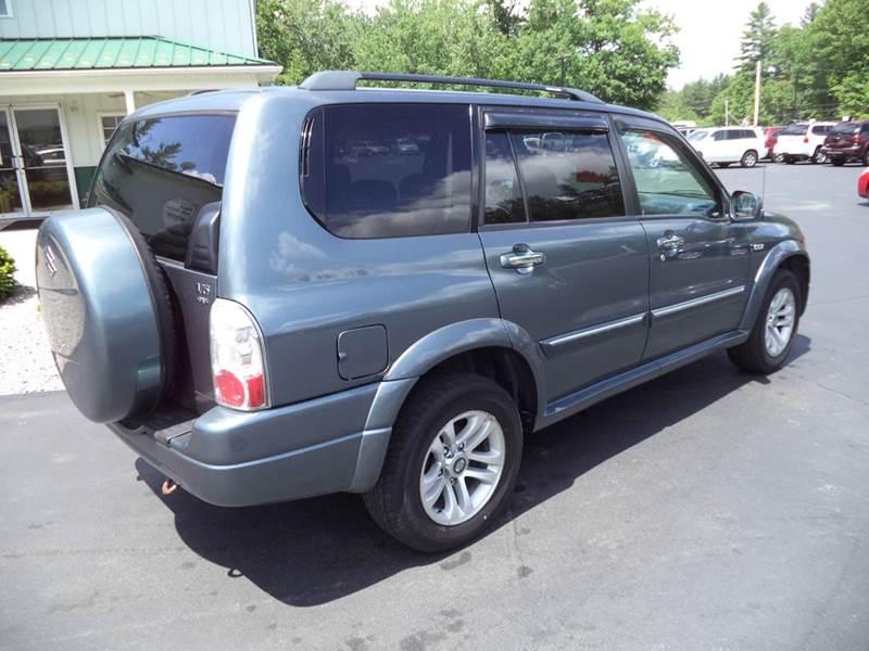 2006 Suzuki XL7 4dr SUV 4WD 7 Passenger - Chichester NH