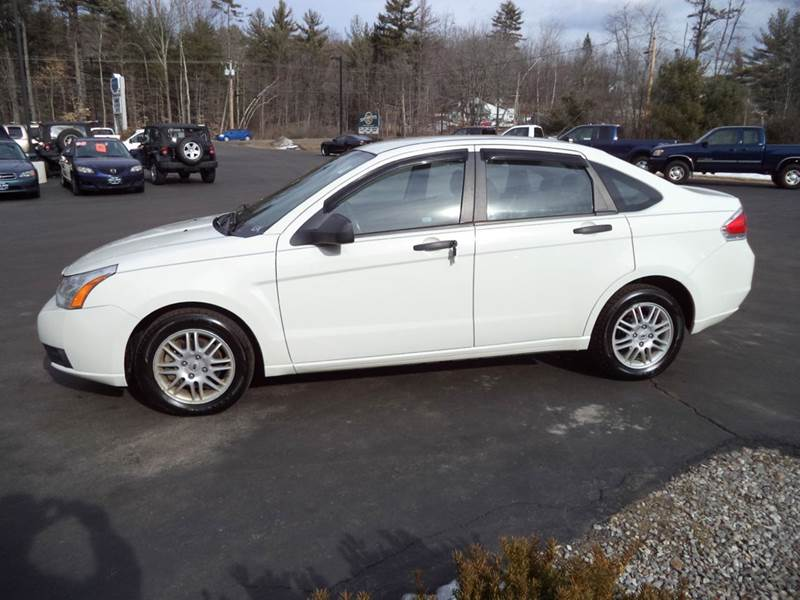 2010 ford focus se 4dr sedan in chichester nh price auto sales. Black Bedroom Furniture Sets. Home Design Ideas
