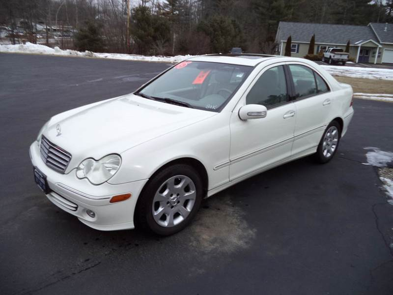 2005 mercedes benz c class c240 4dr sedan in chichester nh