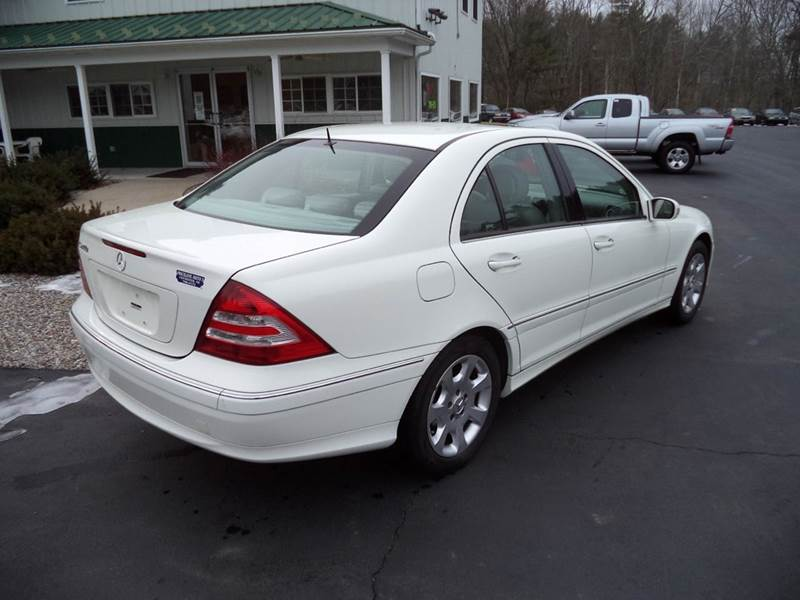 2005 mercedes benz c class c240 4dr sedan in chichester nh price auto sales. Black Bedroom Furniture Sets. Home Design Ideas