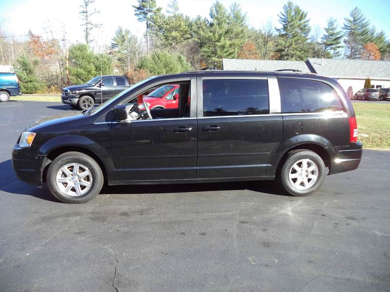 2008 chrysler town and country touring 4dr mini van in chichester nh price auto sales. Black Bedroom Furniture Sets. Home Design Ideas