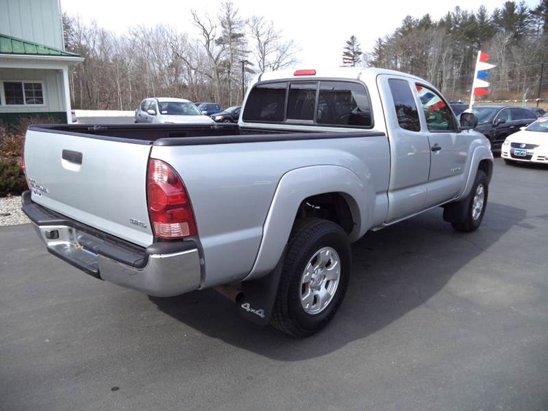 2005 Toyota Tacoma 4dr Access Cab 4WD SB - Chichester NH