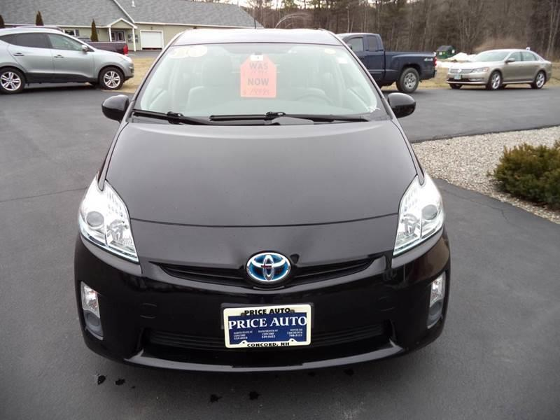 2010 Toyota Prius III 4dr Hatchback - Chichester NH