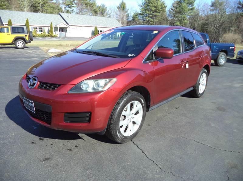2008 Mazda CX-7 AWD Sport 4dr SUV w/LEV II Emissions - Chichester NH