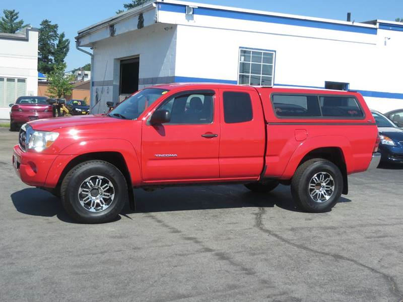 2006 toyota tacoma access cab v6 4wd in chichester nh price auto sales. Black Bedroom Furniture Sets. Home Design Ideas