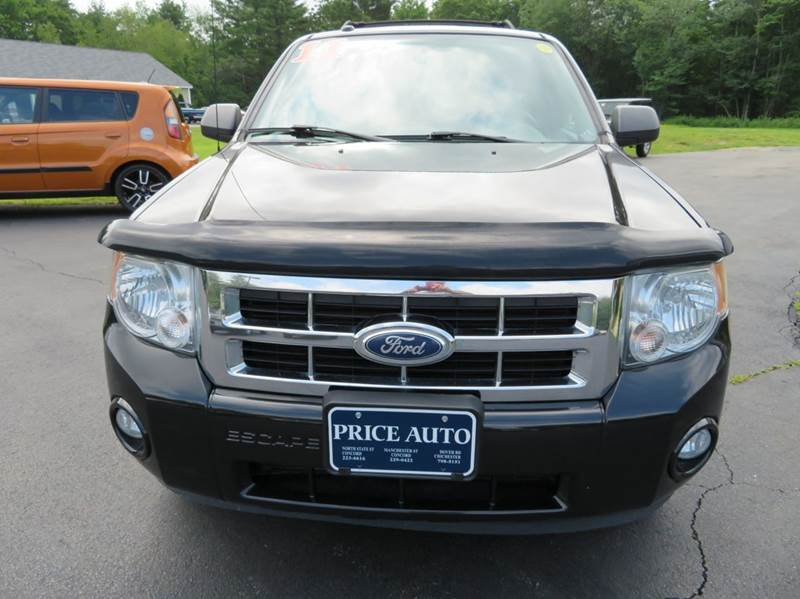 2011 Ford Escape AWD XLT 4dr SUV - Chichester NH