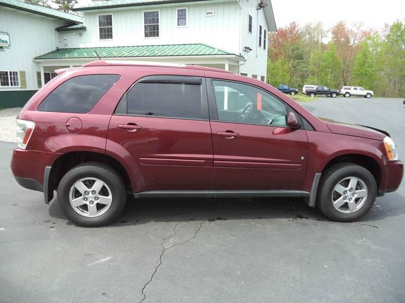 2008 Chevrolet Equinox AWD LT 4dr SUV w/1LT - Chichester NH