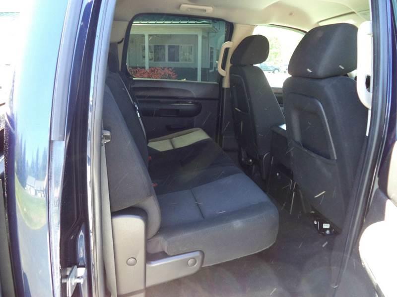 2011 Chevrolet Silverado 1500 4x4 LT 4dr Crew Cab 5.8 ft. SB - Chichester NH