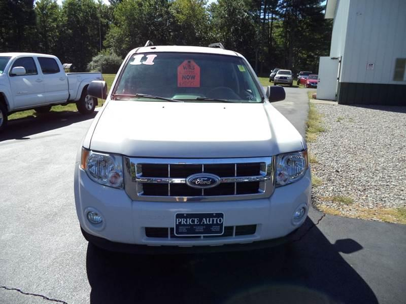 2011 Ford Escape XLT 4dr SUV - Chichester NH