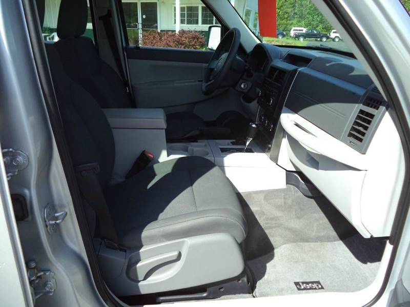 2008 Jeep Liberty 4x4 Sport 4dr SUV - Chichester NH