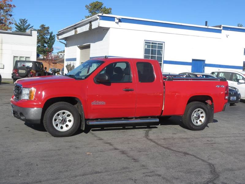F12B6B78 0DA2 4F3E AF2D 131128C552B6 1 - 2011 Gmc Sierra 1500 Extended Cab Sl 4wd
