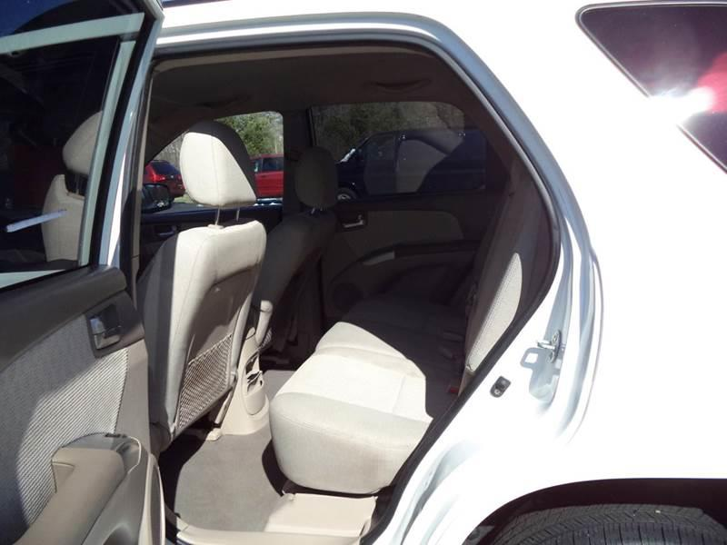 2008 Kia Sportage EX 4dr SUV 4WD - Chichester NH