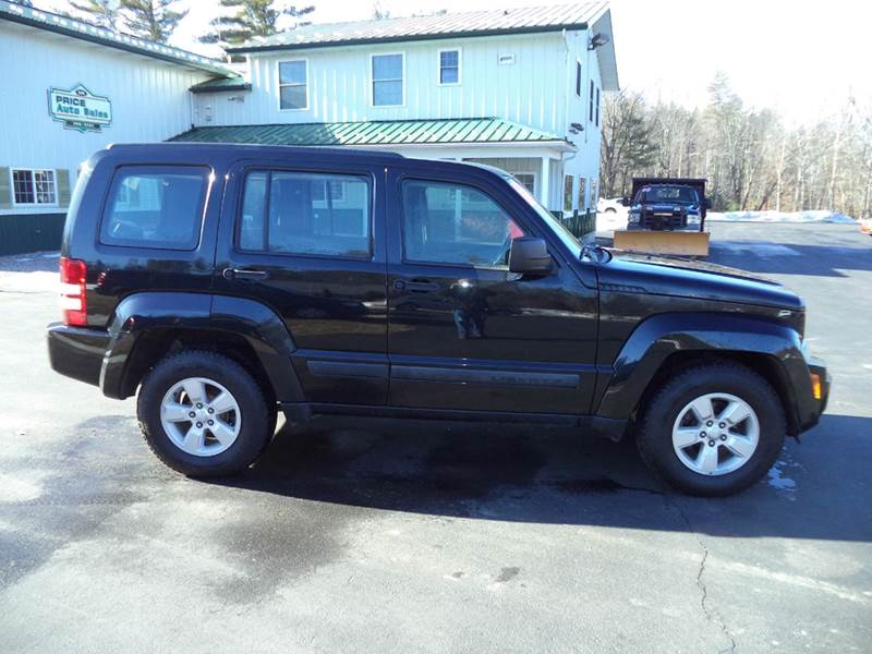 2010 jeep liberty 4x4 sport 4dr suv in chichester nh price auto sales. Black Bedroom Furniture Sets. Home Design Ideas