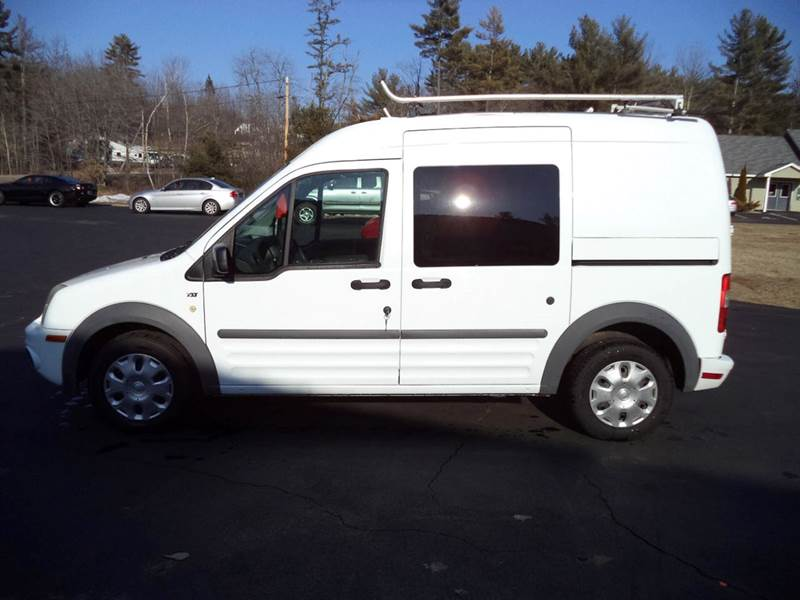 2010 ford transit connect xlt wagon chichester nh. Black Bedroom Furniture Sets. Home Design Ideas