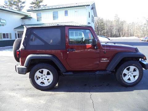2007 Jeep Wrangler for sale in Chichester, NH