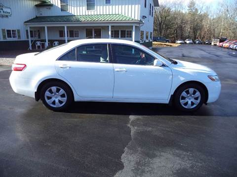 2009 Toyota Camry for sale in Chichester, NH