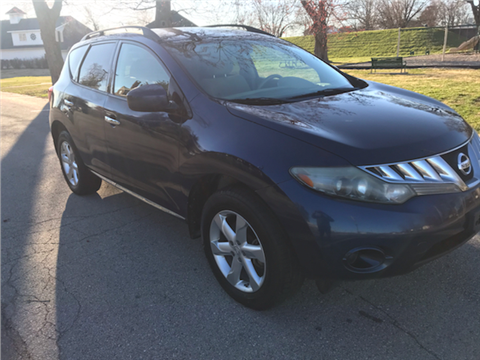 2009 Nissan Murano for sale in Jeffersonville, IN