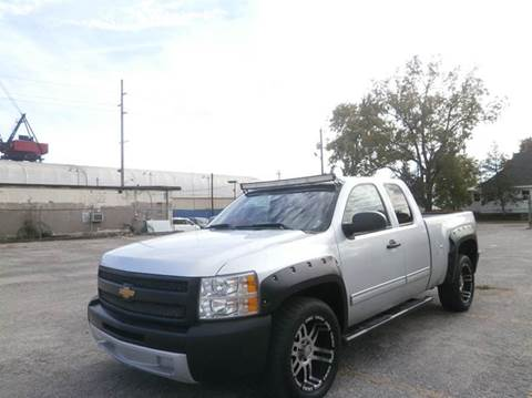 2013 Chevrolet Silverado 1500 for sale in Jeffersonville, IN