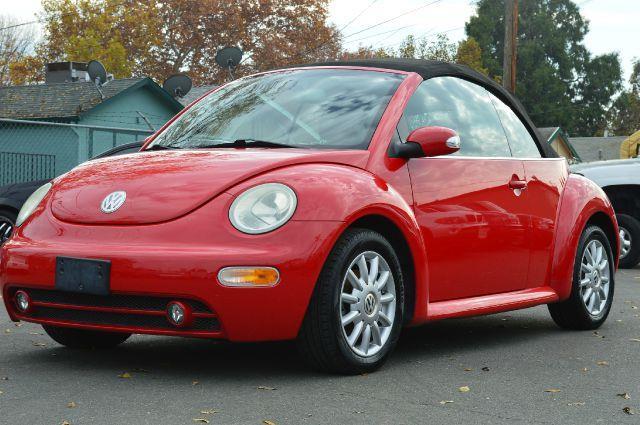 2005 Volkswagen New Beetle for sale in ROSEVILLE CA