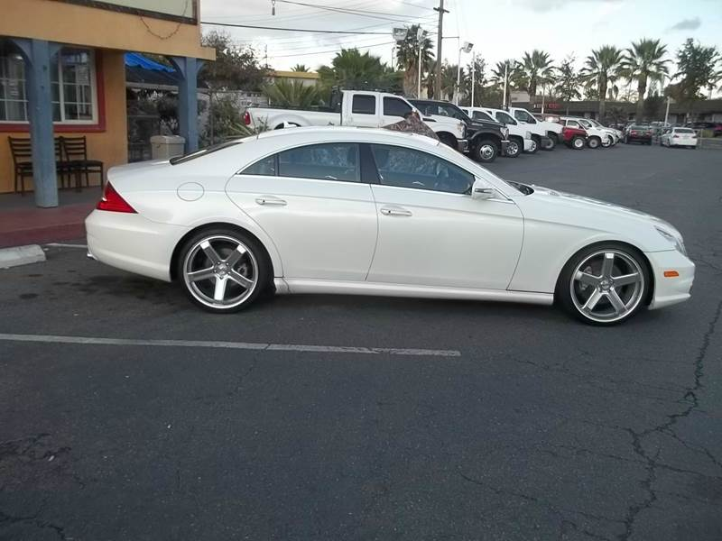 2009 mercedes benz cls cls550 4dr sedan in sacramento ca for Mercedes benz sacramento