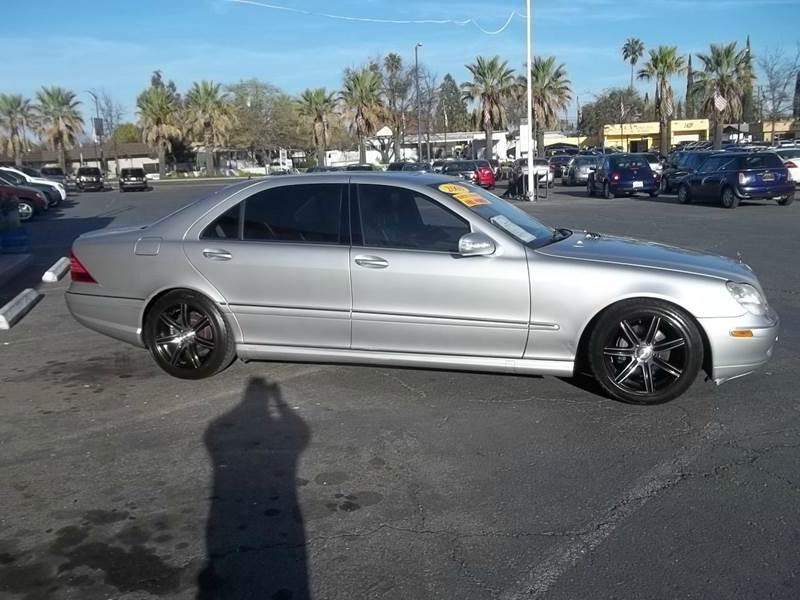 2003 mercedes benz s class s430 4dr sedan in sacramento ca for Mercedes benz sac
