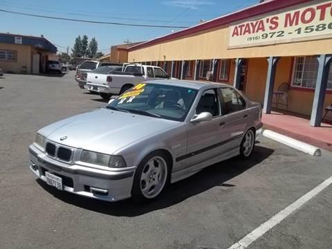 1998 BMW M3 For Sale  Carsforsalecom