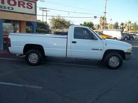 2002 Dodge Ram Pickup 2500 for sale in Sacramento, CA