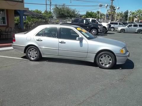 1999 Mercedes-Benz C-Class for sale in Sacramento, CA