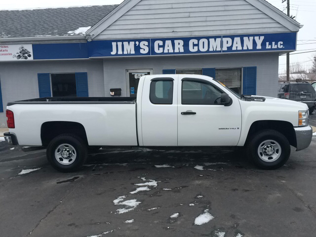 2008 chevrolet silverado 2500hd work truck 2wd 4dr extended cab lb in mount vernon oh jim 39 s. Black Bedroom Furniture Sets. Home Design Ideas