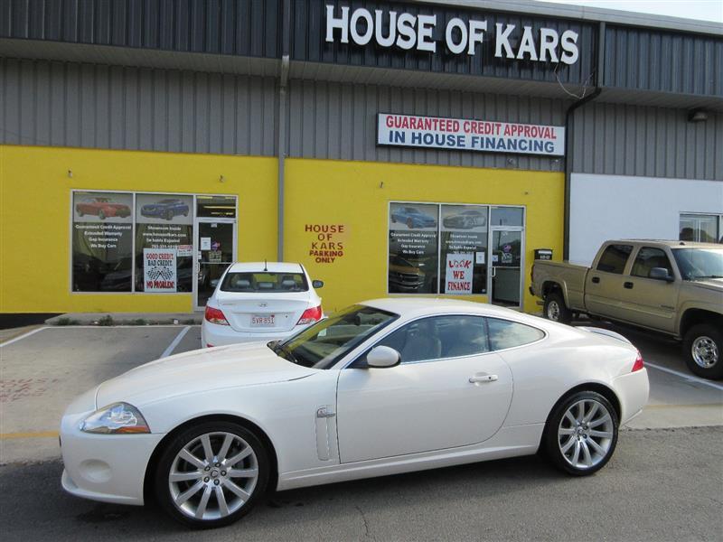 Captivating 2008 Jaguar XK Series For Sale In Manassas, VA