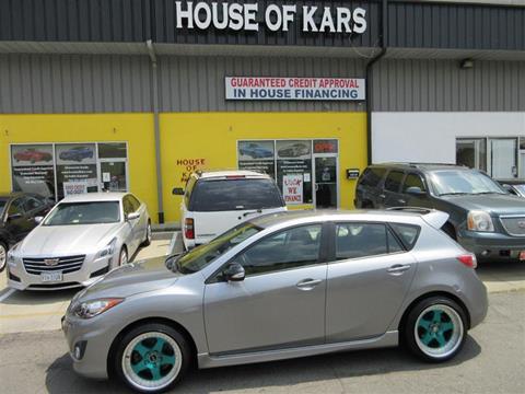 2013 Mazda MAZDASPEED3 for sale in Manassas, VA