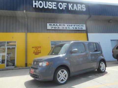 2013 Nissan cube for sale in Manassas, VA