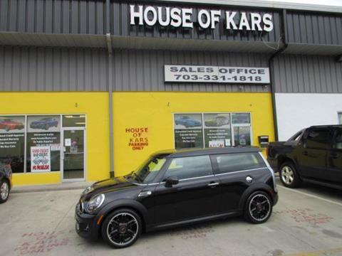 2012 MINI Cooper Clubman for sale in Manassas, VA