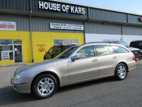 2004 Mercedes-Benz E-Class for sale in Manassas, VA