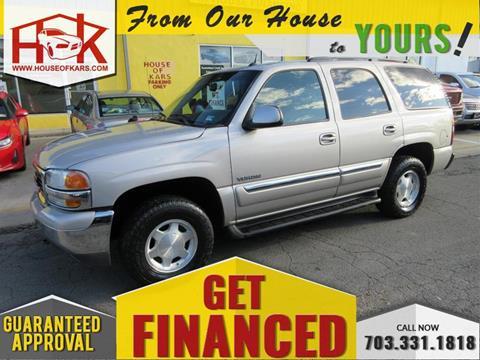 2005 GMC Yukon for sale in Manassas, VA