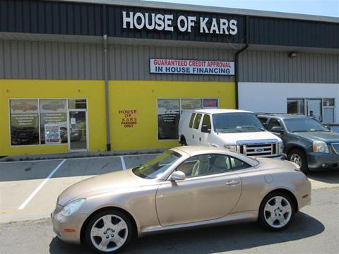 2004 Lexus SC 430 for sale in Manassas, VA