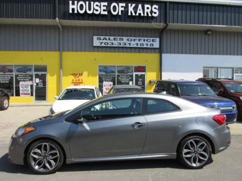 2014 Kia Forte Koup for sale in Manassas, VA