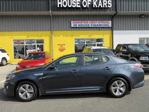 2014 Kia Optima Hybrid for sale in Manassas, VA