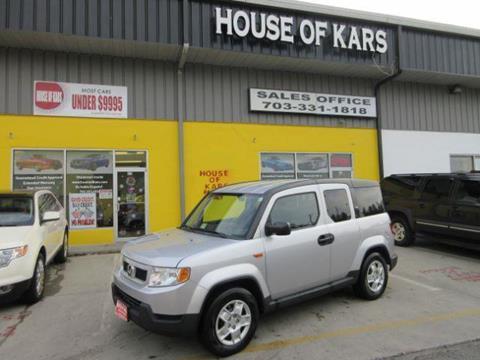 2010 Honda Element for sale in Manassas, VA