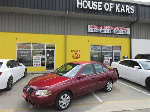 2005 Nissan Sentra for sale in Manassas, VA