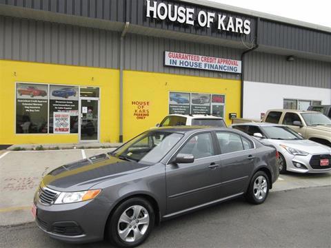 2009 Kia Optima for sale in Manassas, VA
