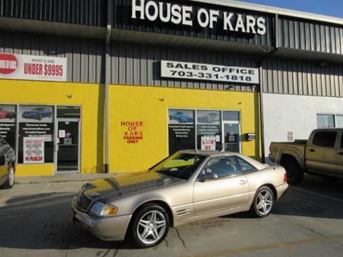 2000 Mercedes-Benz SL-Class for sale in Manassas, VA